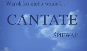 Nowa płyta Zespołu Cantate