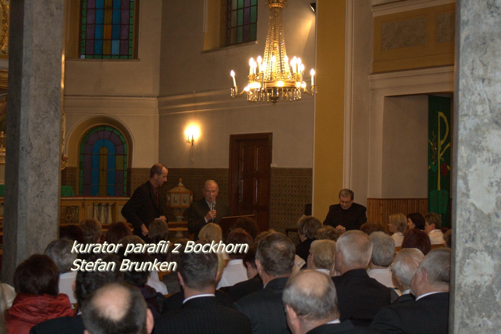 Jubileusz 100-lecia Ewangelickiego Chóru Kościelnego