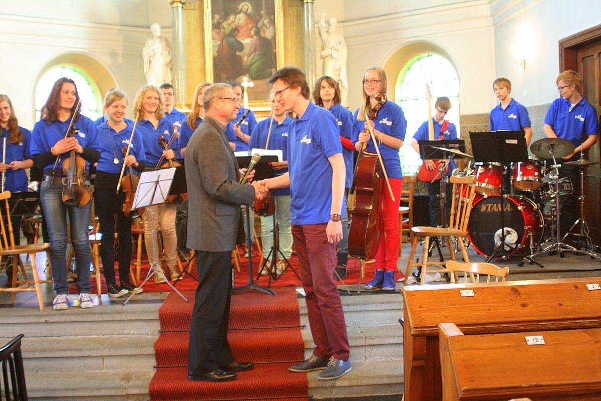 Koncert orkiestry z Holandii