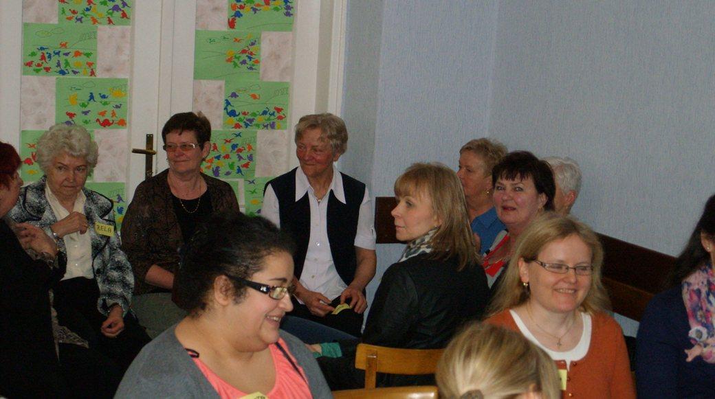 Miedzyparafialne Spotkanie Kobiet