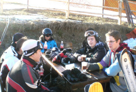 Zimowisko młodzieży w Korbielowie