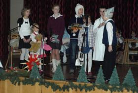 Gwiazdka dzieci w Jasienicy 2010