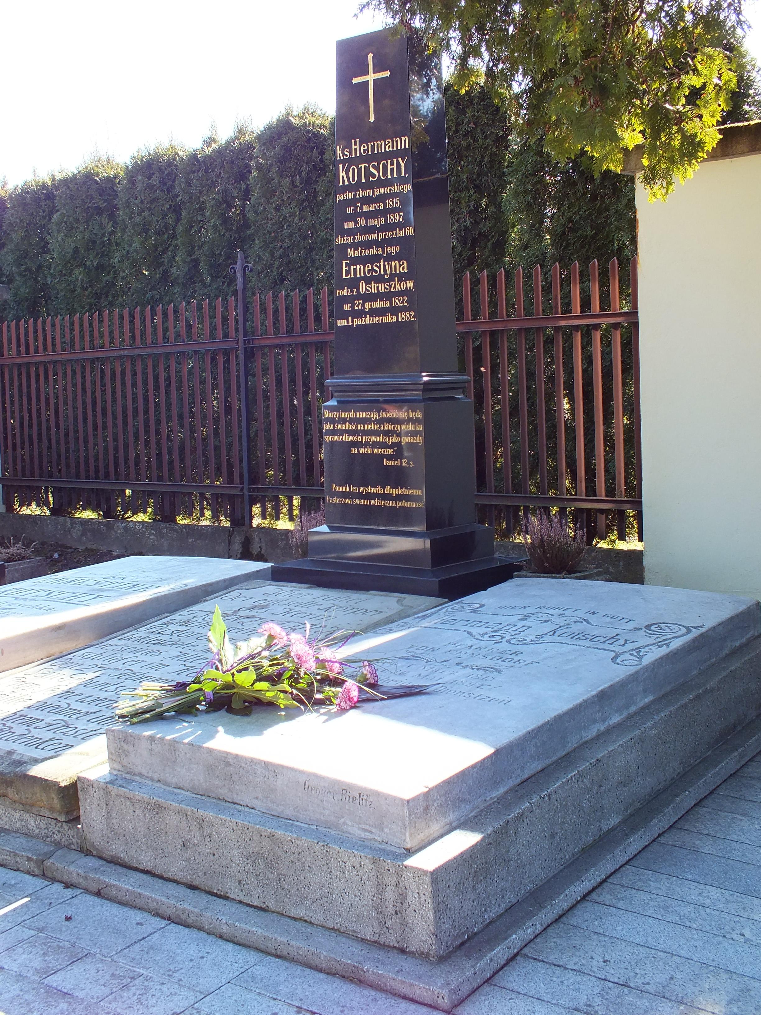 Wspomnienie ks. Hermana Kotschego