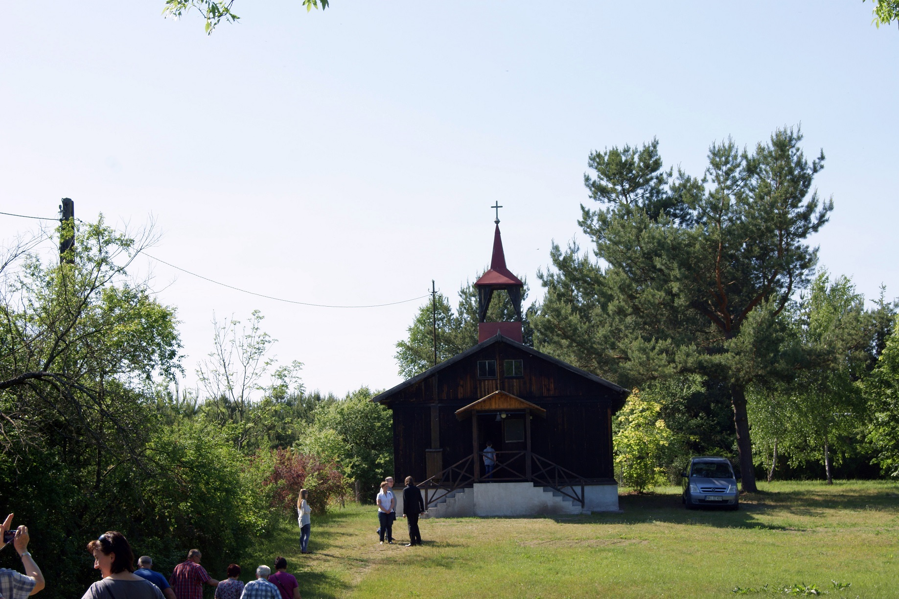 Chór na Mazurach 3-7.06.2015