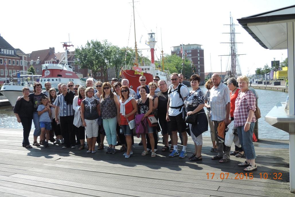 Z wizytą w Bockhorn 16 do 19.07.2015 r.