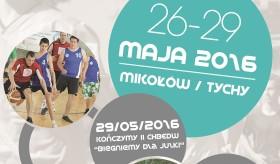 Zaproszenie na OLIMPIADĘ MŁODZIEŻY EWANGELICKIEJ 2016 Mikołów / Tychy