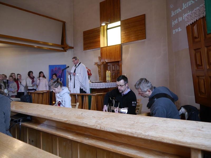 Nabożeństwo Rodzinne w Jasienicy 26 lutego 2017 r.