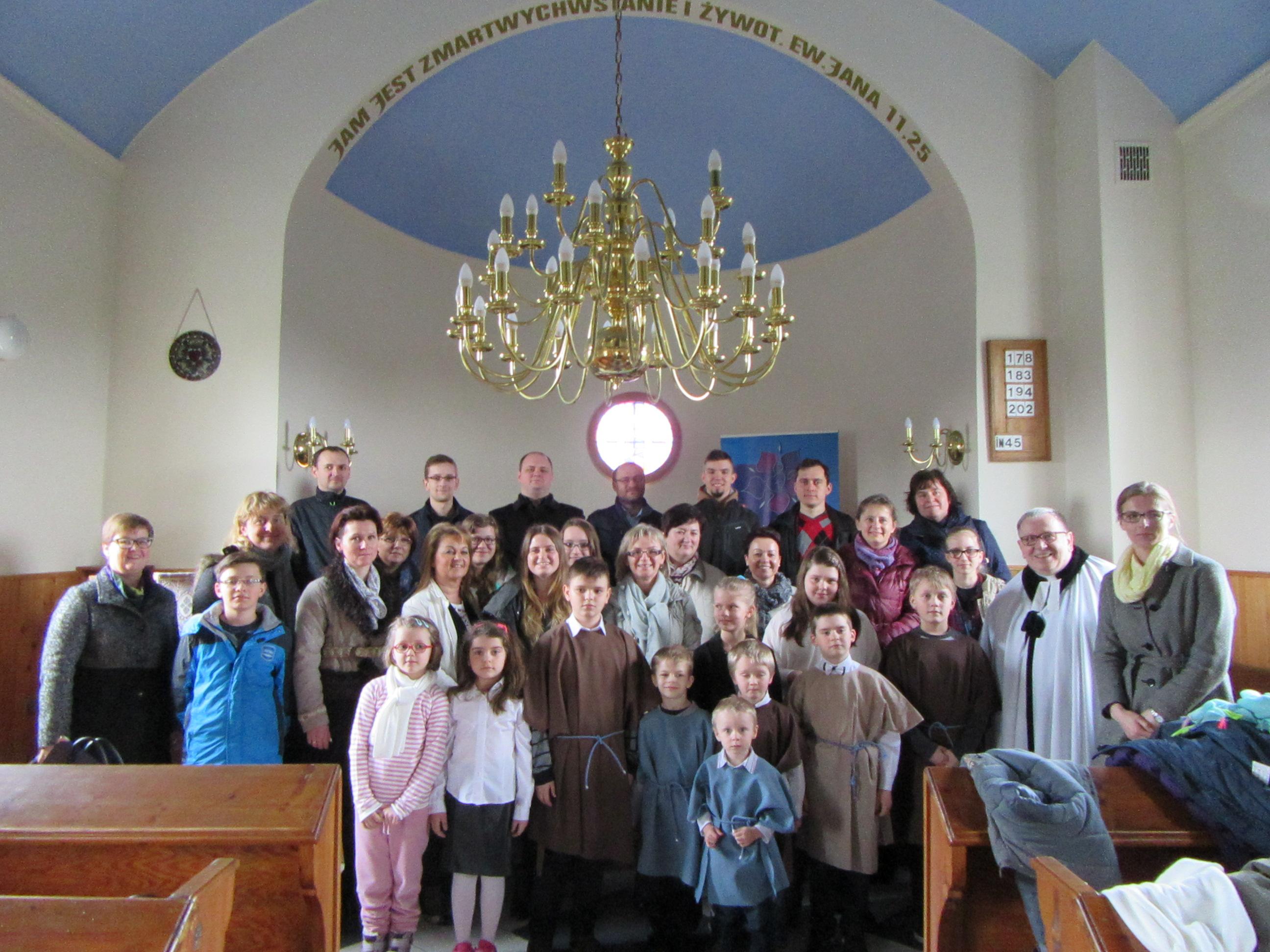 Rodzinna Wielkanoc w Świętoszówce