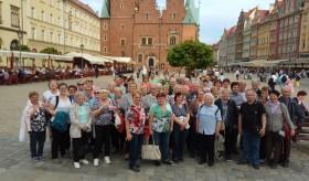 Wycieczka Koła Pań do Wrocławia 13.05.2017 r.