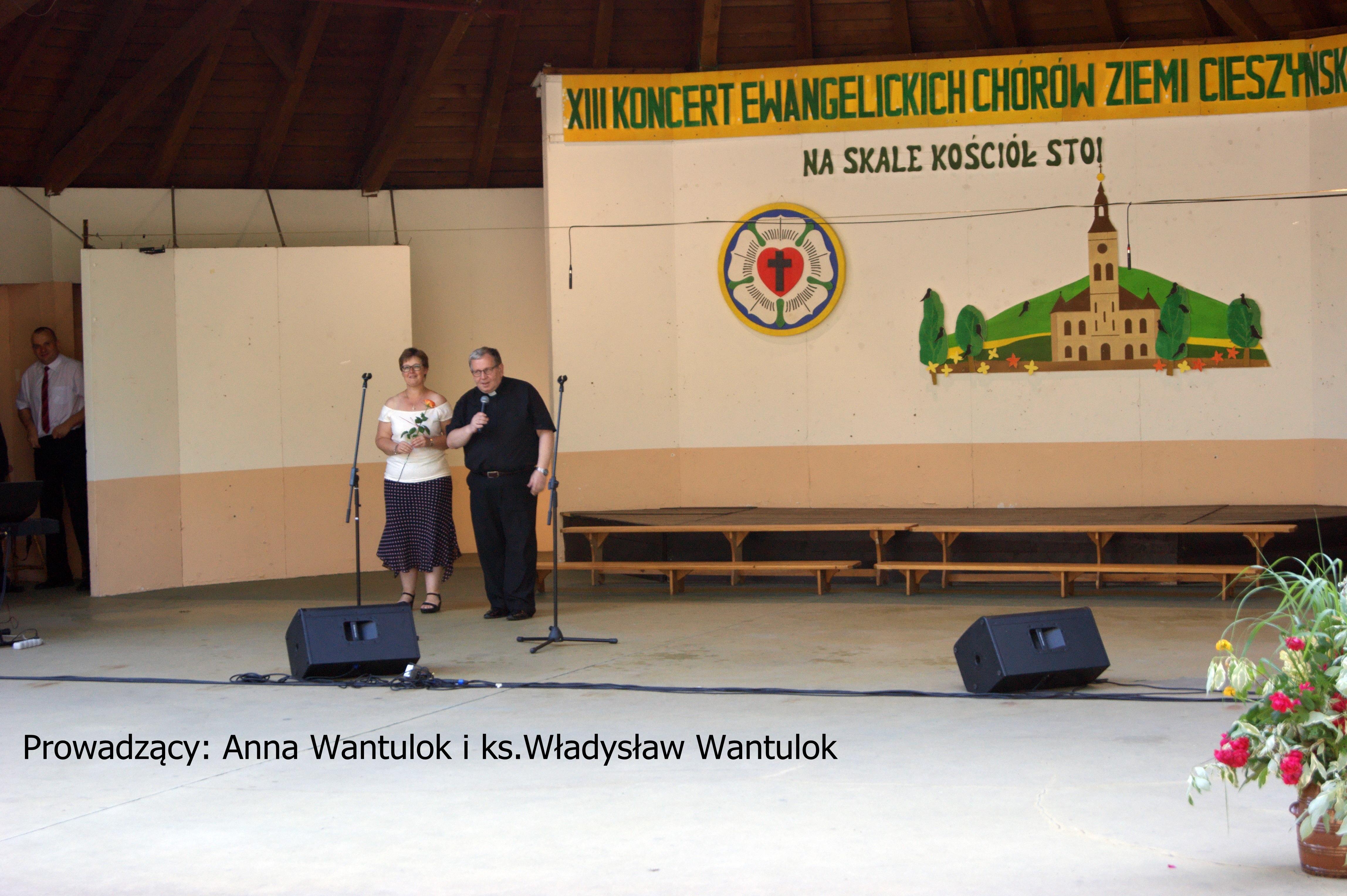 XIII Międzynarodowy Koncert Ewangelickich Chórów Diecezji Cieszyńskiej