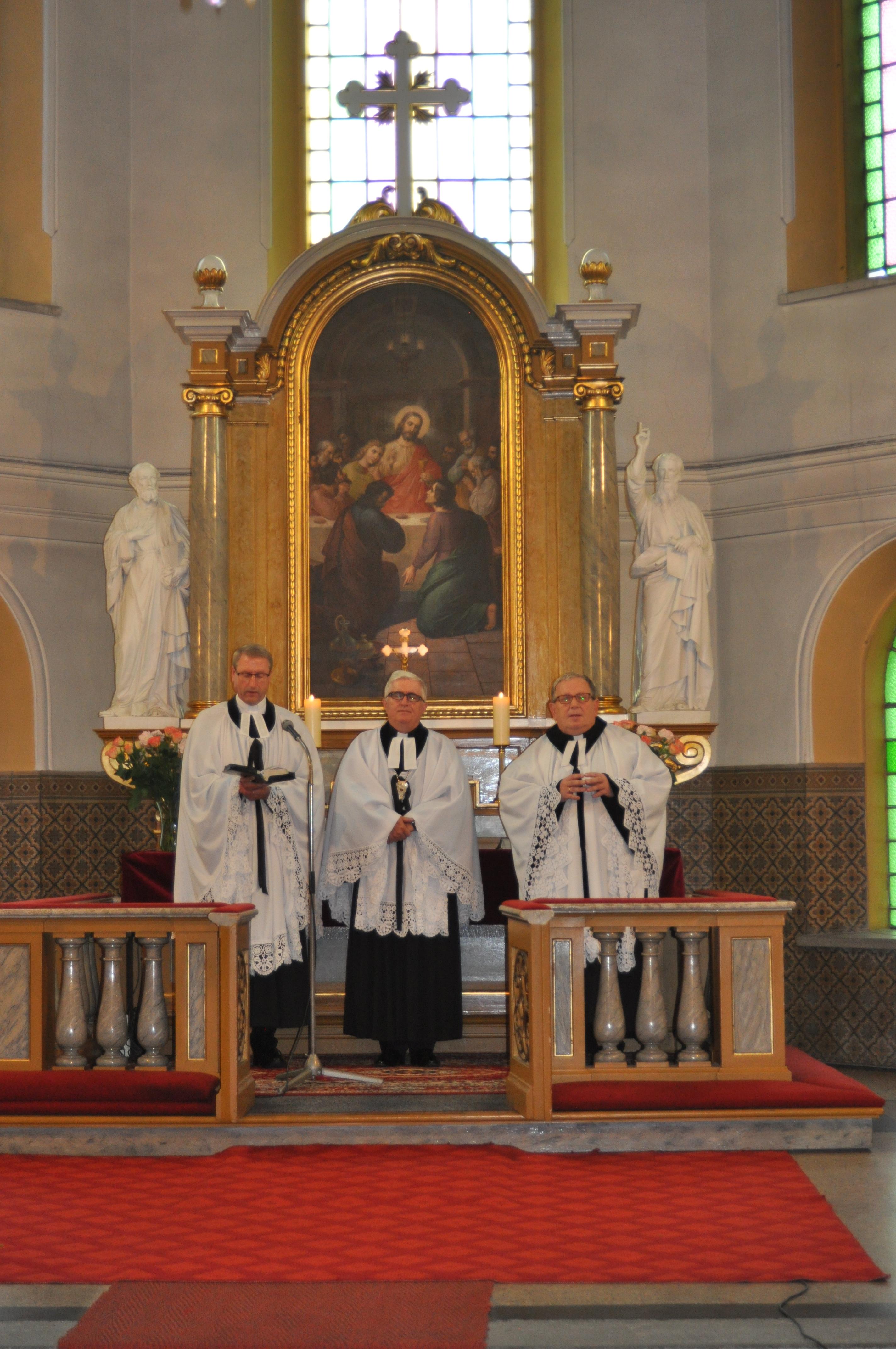 235 lat Kościoła i Parafii Jaworzu