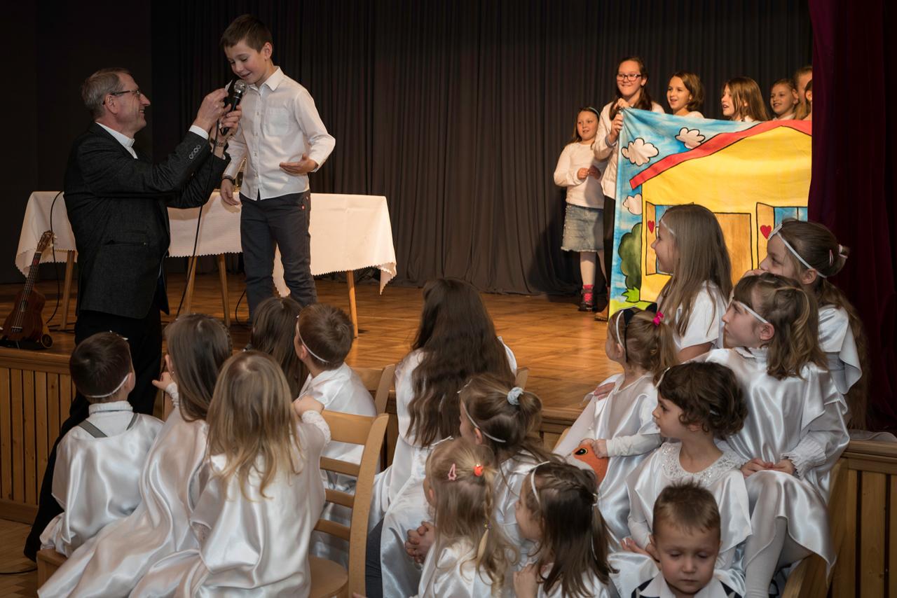 Gwiazdka dla Dzieci w Jasienicy