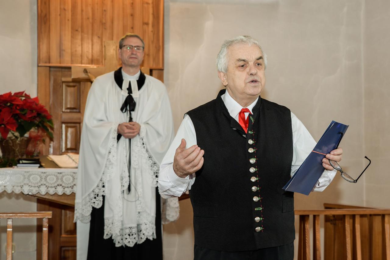 """Kolędowanie Zespołu Regionalnego """"Jasieniczanka"""""""