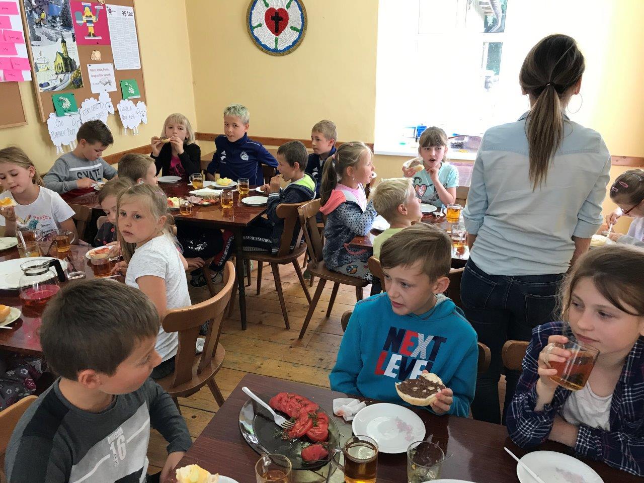 Przygoda, mądrość i wspinaczka- półkolonia dla dzieci w naszej parafii
